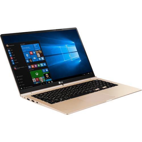 """LG 15.6"""" gram 15 Notebook (Gold)"""