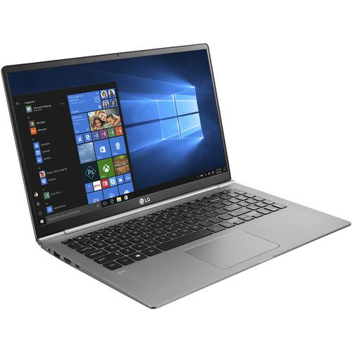 "LG 15.6"" gram Multi-Touch Laptop (Dark Silver)"