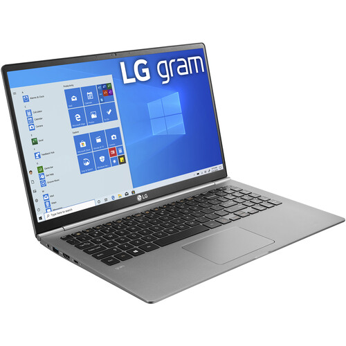 "LG 15.6"" gram 15 Multi-Touch Laptop"