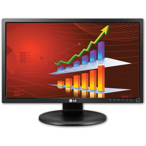 "LG 22MB35P-I 22"" LED Back-Lit IPS Professional Monitor"