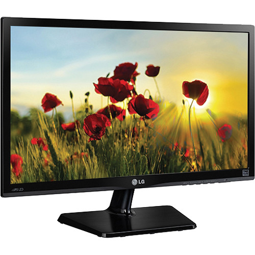 "LG 22MP47HQ-P 22"" Widescreen LED Backlit IPS Monitor"