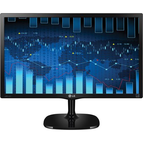 "LG 23MP57HQ-P 23"" IPS Multi-Tasking LED Monitor"