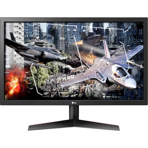 "LG UltraGear 24GL65B-B 23.6"" 16:9 144 Hz FreeSync TN Gaming Monitor"