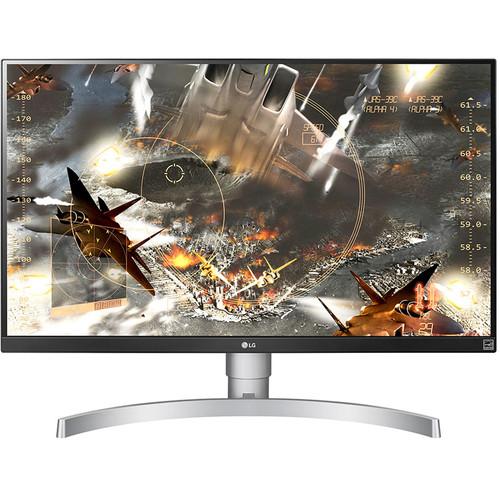 "LG 27BL65U-W 27"" 16:9 4K HDR FreeSync IPS Monitor"