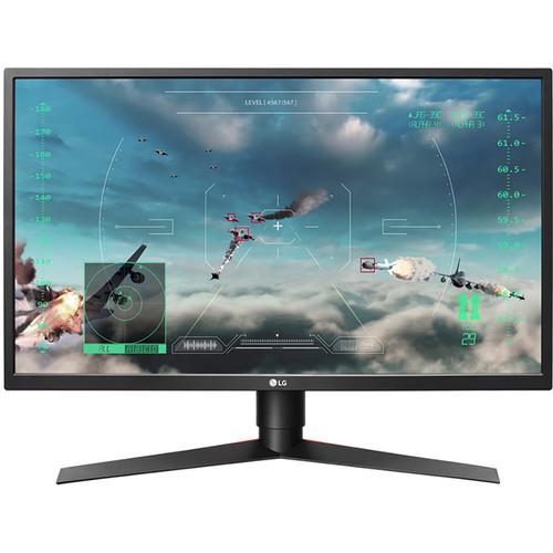 """LG UltraGear 27GK75B-B 27"""" 16:9 240 Hz LCD Gaming Monitor"""