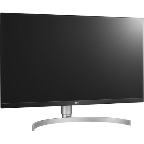 "LG 27UK850-W 27"" 16:9 4K HDR FreeSync IPS Monitor"