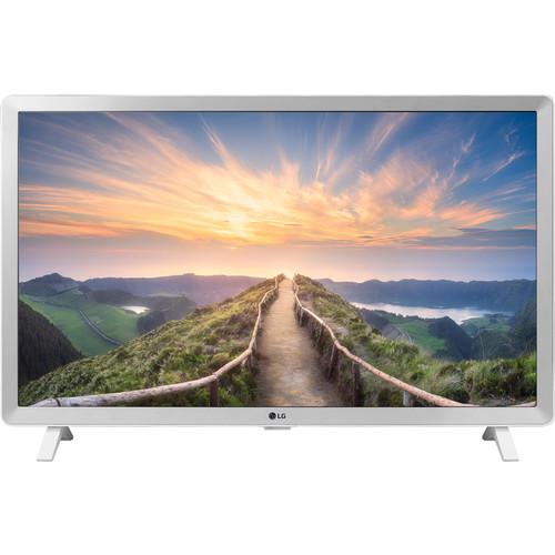 "LG LM520S-WU.AUS 28"" Class HD Smart LED TV (White)"