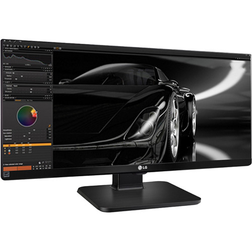 "LG 29UB55-B 29"" UltraWide LED Backlit UB55 Series Monitor"