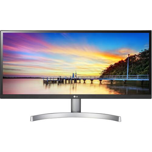 "LG 29WK600-W 29"" 21:9 HDR FreeSync IPS Monitor"