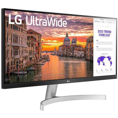 "LG 29WN600-W 29"" 21:9 FreeSync HDR IPS Monitor"