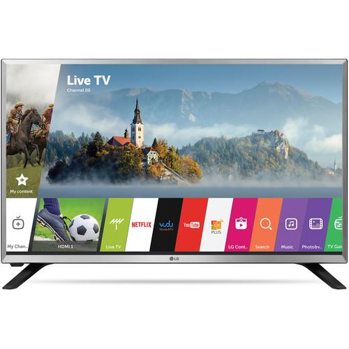 "LG LJ550B-Series 32""-Class HD Smart LED TV"