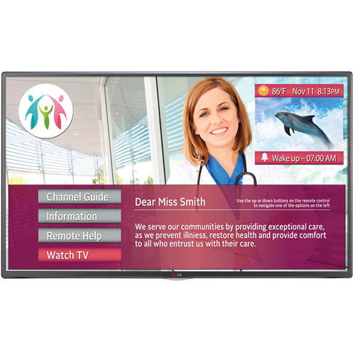 "LG 32LY340C 32""-Class HD Commercial LED TV (Metallic Titan)"