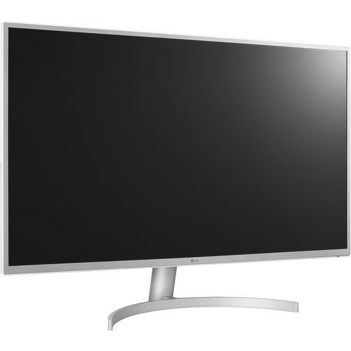 """LG 32QK500-W 31.5"""" 16:9 FreeSync IPS Gaming Monitor"""