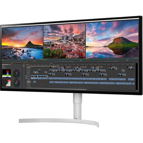 """LG 34WK95U-W 34"""" 21:9 UltraWide 5K Nano IPS Monitor"""