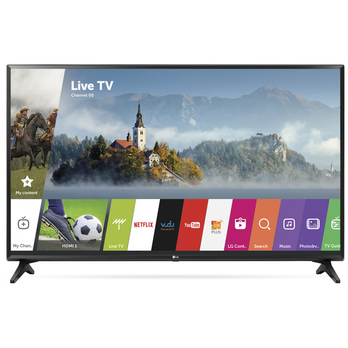 "LG LJ5500-Series 43""-Class Full HD Smart LED TV"