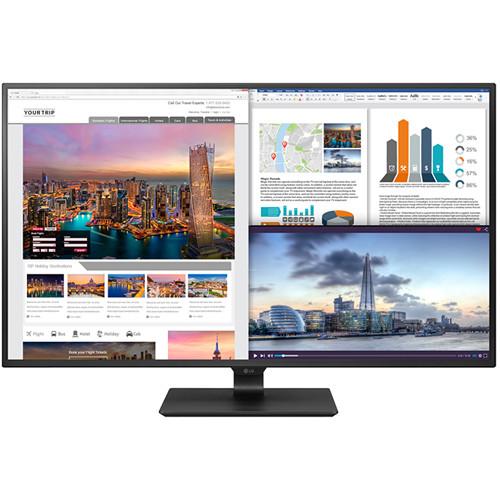 """LG 43"""" MU79-B 4K Ultra HD LED-LCD Monitor"""