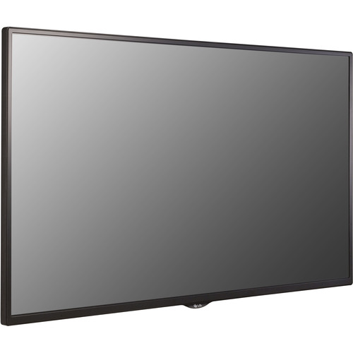 "LG 43SE3KB 43"" Full HD Edge-Lit LED Monitor (Black)"