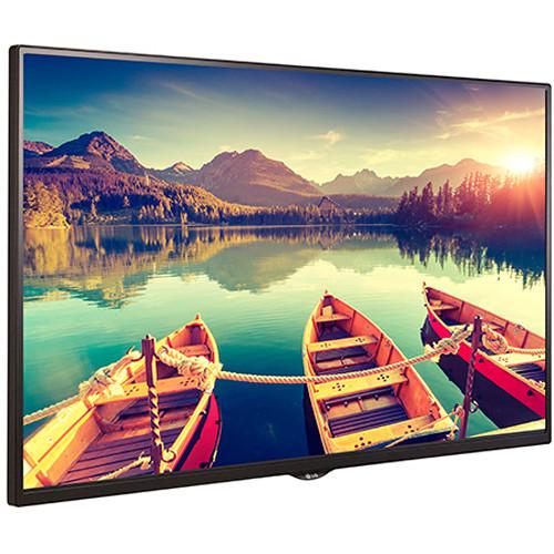 "LG SMK5B Series 43SM5KB Full HD Signage Display with Built-In Speakers (43"", Black)"