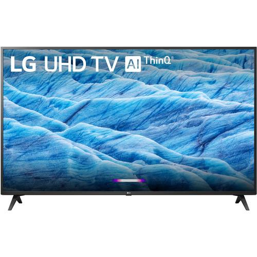 """LG UM7300PUA 43"""" Class HDR 4K UHD Smart IPS LED TV"""