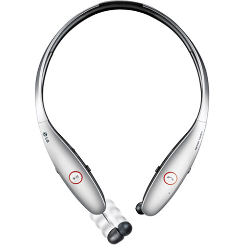 LG HBS-900 Tone Infinim Wireless Stereo Headset (Silver)