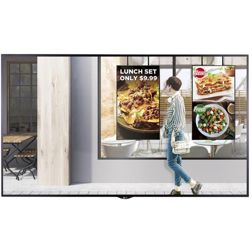 "LG 49"" 49XS4F-B 24hrs High Brightness Digital Signage Display"