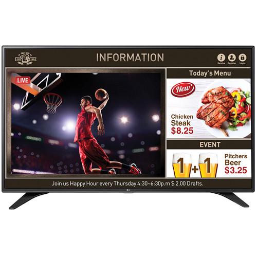 "LG LW540S 49""-Class Full HD Direct LED-Backlit Commercial LCD TV"