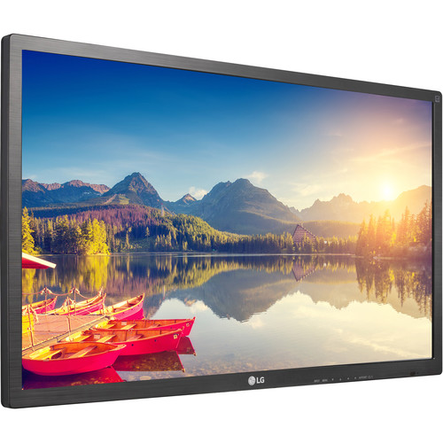 "LG SL5B 49"" Smart SoC Built-In Signage Display (Black)"
