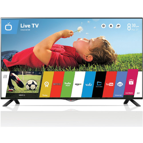 "LG UB8200 Series 49"" Class 4K Smart LED TV"
