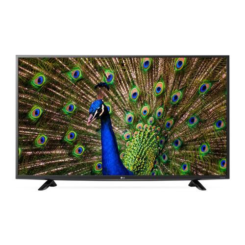 "LG UF640T-Series 49""-Class 4K Smart Multi-System LED TV"
