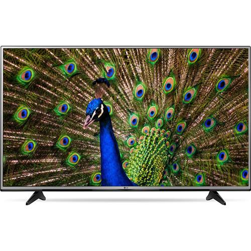 "LG UH6030-Series 49""-Class UHD Smart IPS LED TV"