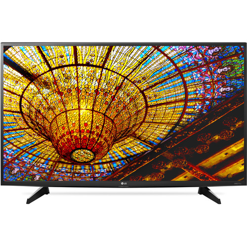 "LG UH6100-Series 49""-Class 4K Smart IPS LED TV"