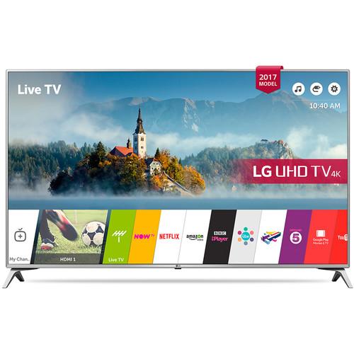 "LG 49"" Multi System 4K Smart WiFi LED TV"