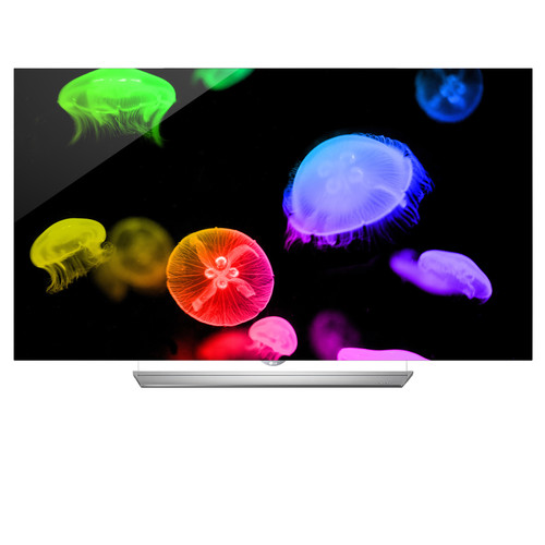 "LG EF9500 Series 55""-Class 4K Smart OLED 3D TV"