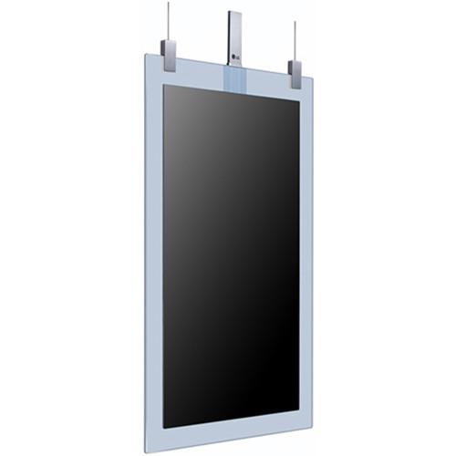 "LG 55EG5CD-C 55"" Dual Side In-Glass Digital Signage OLED Display (Ceiling Mount)"