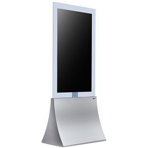 "LG 55EG5SD-C 55"" Dual Side In-Glass Digital Signage OLED Display (Floor Stand Mount)"