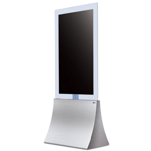 """LG 55EG5SD-C.AUSC 55"""" Dual Side In-Glass Digital Signage OLED Display (Floor Stand Mount)"""