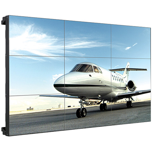"LG 55LV35W-9C 55"" 3x3 Video Wall Bundle"
