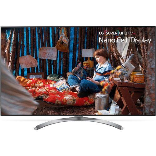 "LG SJ8500-Series 55""-Class HDR SUPER UHD Smart IPS LED TV"