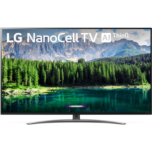 "LG Nano 8 SM8600PUA 55"" Class HDR 4K UHD Smart NanoCell IPS LED TV"