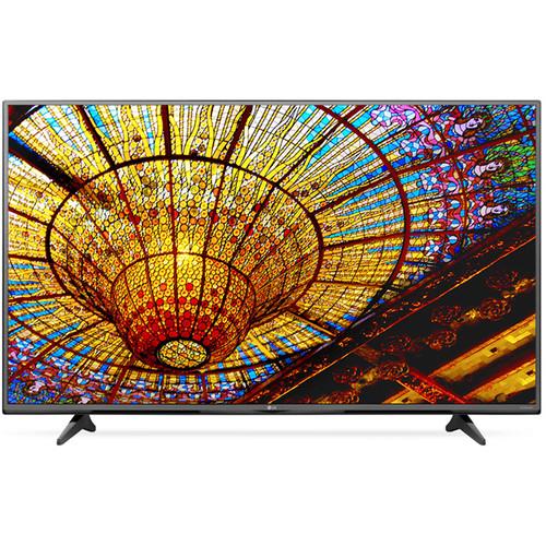 "LG 55UF6800 55"" 4K Ultra HD 2160p 120Hz Smart LED TV + $150 Dell eGift Card"