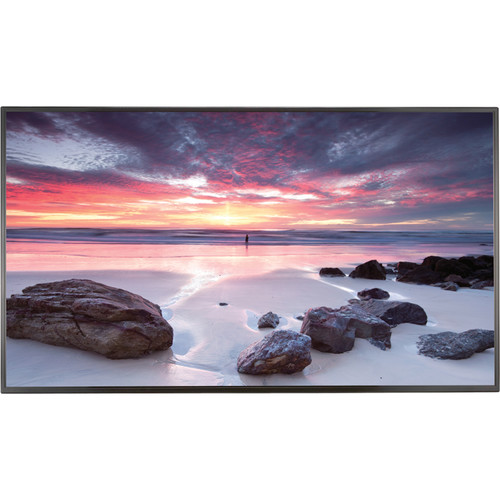 "LG UH5C Series 55"" Ultra HD Immersive Screen with Smart Platform (Black)"