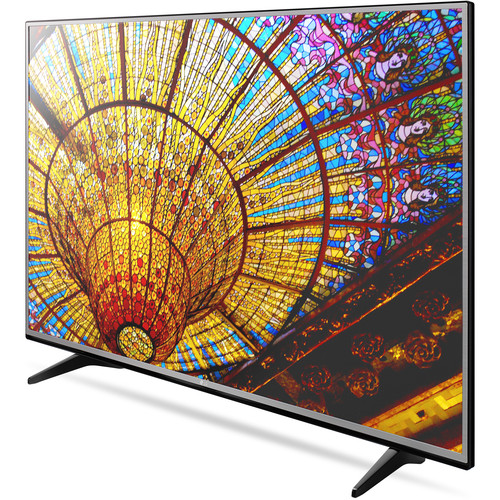 "LG UH6150-Series 55""-Class UHD Smart IPS LED TV"