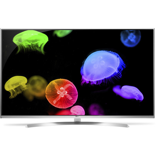 "LG UH8500-Series 55""-Class UHD Smart IPS LED TV"
