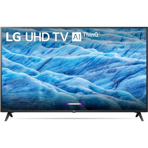"""LG UM7300PUA 55"""" Class HDR 4K UHD Smart IPS LED TV"""