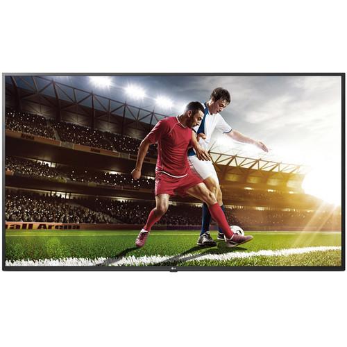 """LG UT640S 55"""" Class HDR 4K UHD Commercial Smart IPS LED TV (Ceramic Black)"""