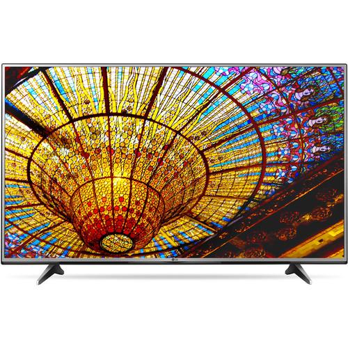 "LG UH6150-Series 60""-Class UHD Smart IPS LED TV"
