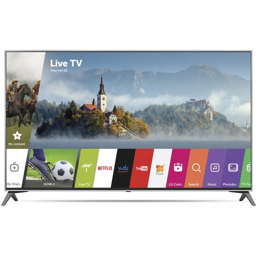 "LG UJ7700-Series 60""-Class HDR UHD Smart IPS LED TV"