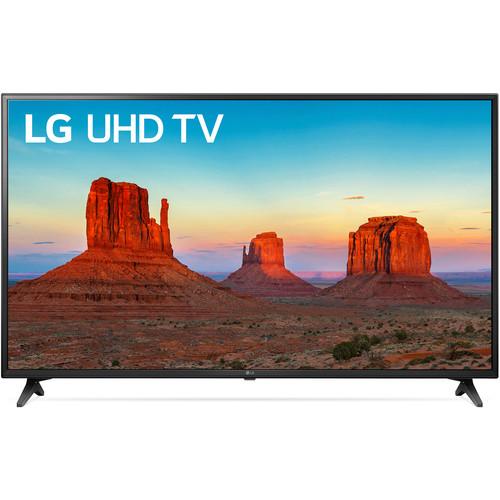 """LG UK6090 60"""" Class HDR 4K UHD Smart LED TV"""