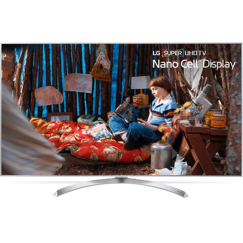 "LG SJ8000-Series 65""-Class HDR SUPER UHD Smart IPS LED TV"