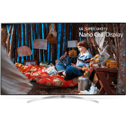 "LG SJ9500-Series 65""-Class HDR SUPER UHD Smart IPS LED TV"